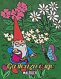 Gartenzwerge Malbuch