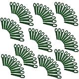 Zreal Lames de Tondeuse Tondeuse à Gazon de Rechange pour Tondeuse en Plastique RT250