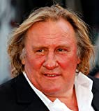 Gerard Depardieu 60cm x 68cm 24inch x 27inch Waterproof