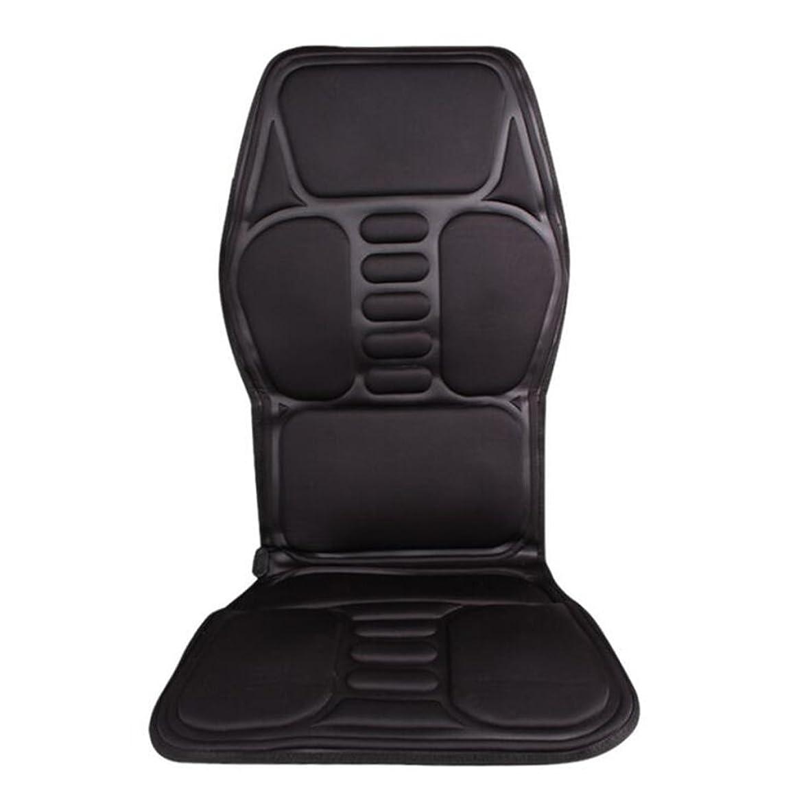 シャープ販売計画競うXmony-72 シートマッサージャー ブラック カーシート 5機能5もみ玉付き オートオフタイマー内蔵 首/肩/背/腰/しり/太ももなどの全身のマッサージが可能 車用/自宅用/オフィス用 折り畳みが可能 持ち運び便利 リモコン付き ヒーター 理療 マットレス