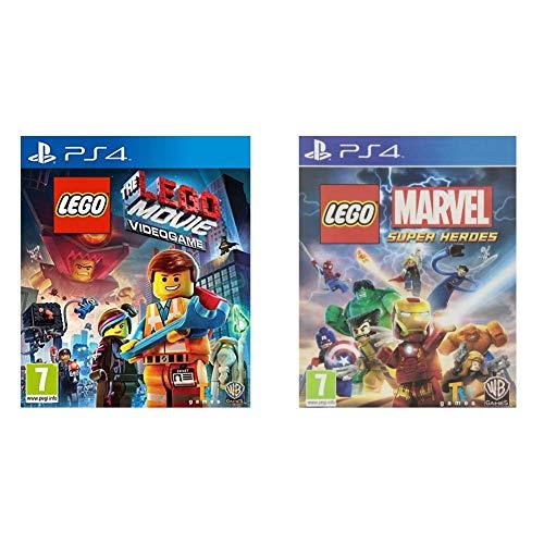 La LEGO Película: El Videojuego + Marvel Super Heroes - Edición Estándar