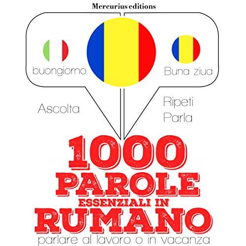 Couverture de 1000 parole essenziali in Rumeno