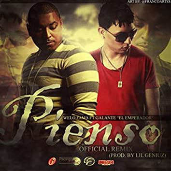 Pienso (Remix)