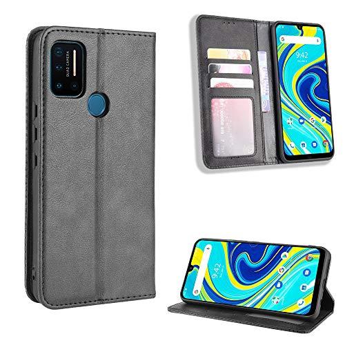 Custodia® Flip Wallet Case Compatible for Umi UMIDIGI A7 Pro(Pattern 1)