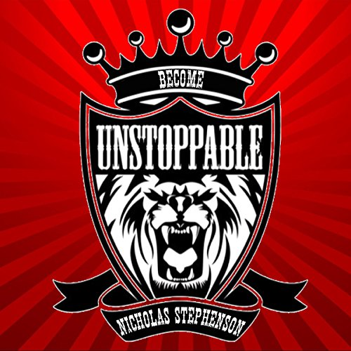 Become Unstoppable audiobook cover art