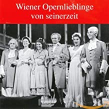 Favorite Singers from the Viennese Opera / Various