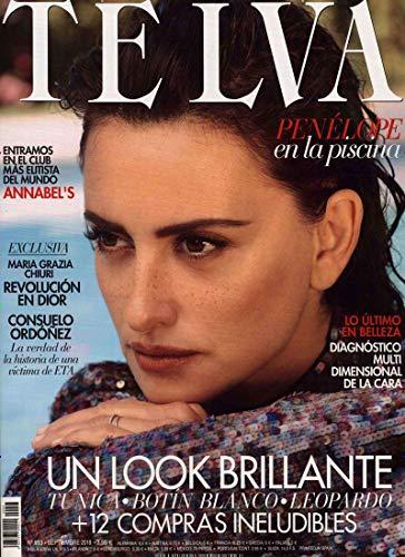 Telva Spain [Abonnement jeweils 12 Ausgaben jedes Jahr]