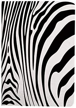 Zebra Print Case for ipad air 10 9 inch 2020 Zebra Animal Skin Pattern Nature Desert Life Theme product image