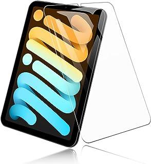 iPad mini 6 用 ガラスフィルム Mimall iPad mini 6 用 フィルム 日本旭硝子製 強化ガラス 液晶保護フィルム 気泡防止 自動吸着 防指紋 透過率99.9% iPad mini 6 2021 対応
