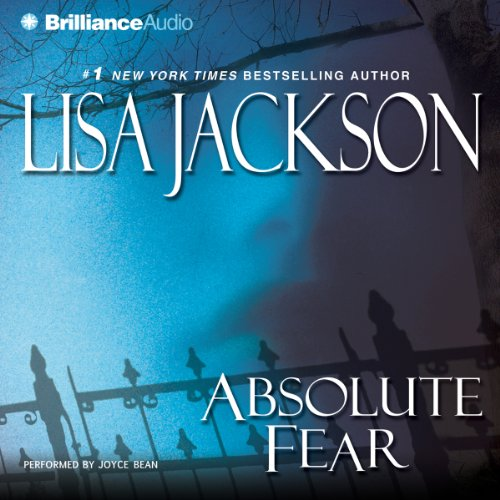 Absolute Fear audiobook cover art