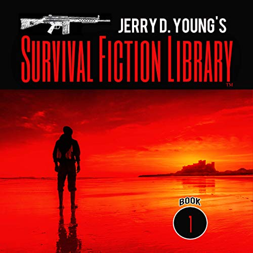 Jerry D. Young's Survival Fiction Library: The Hermit audiobook cover art