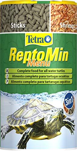 Tetra Reptomin 250 Ml.52 G. Tort 1 Unidad 500 g