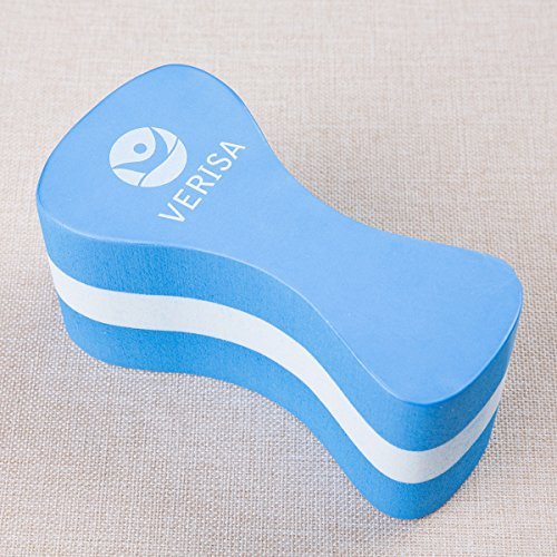 Cheapest Prices! VERISA Pull Buoy Swim Training Float for Swimmers of All Levels EVA Foam Flotation ...