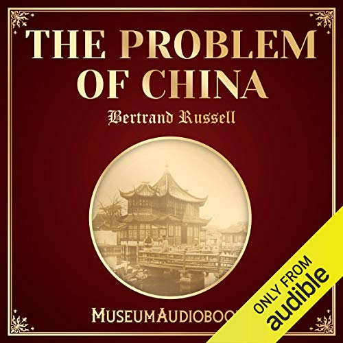 The Problem of China audiobook cover art
