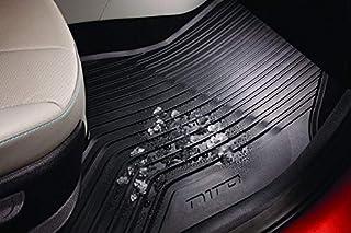 Rear Tunnel Car Mat Floor Rubber for Kia Carens Optima Sportage Rio Ceed Venga