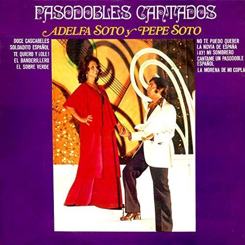 Pepe Soto & Adelfa Soto
