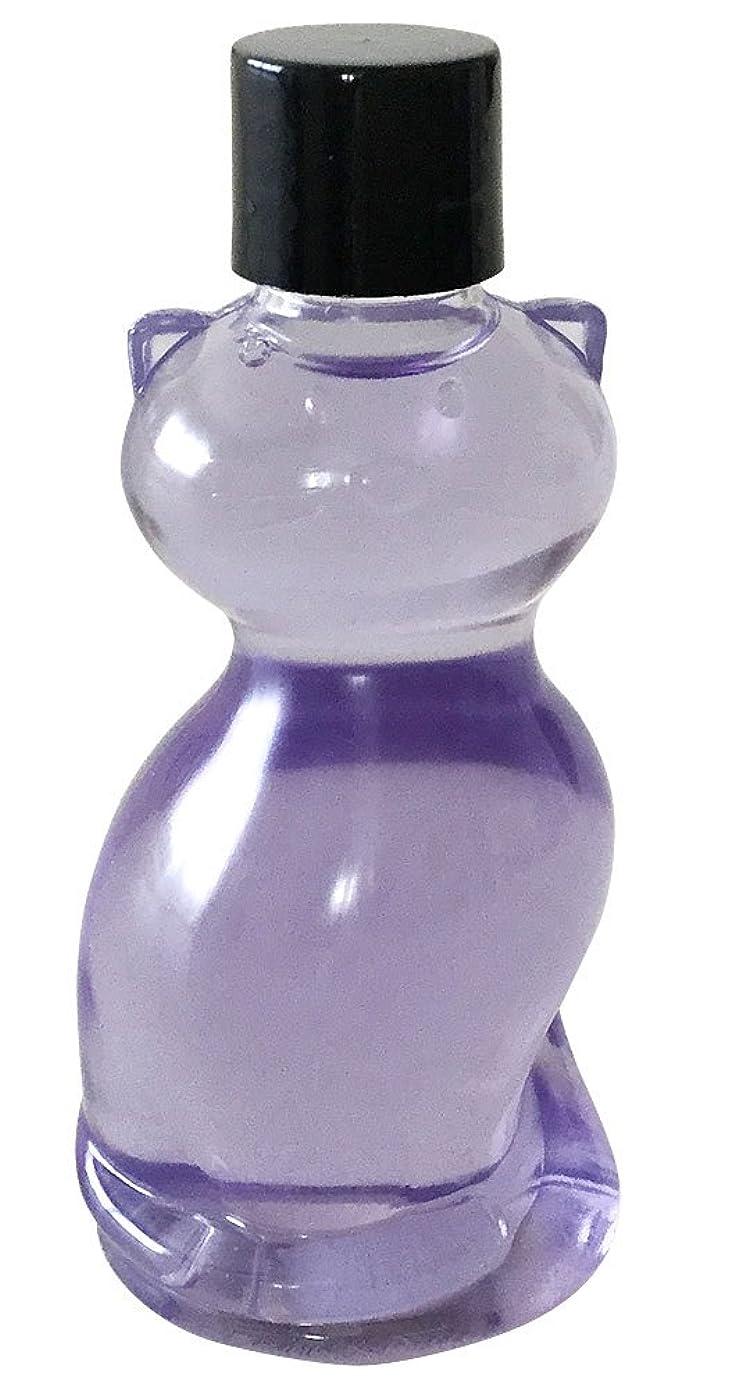流体グローブ珍しいSリトルキャットバブルバス&ボディウォッシュ 30ml (Sパープル(09424))