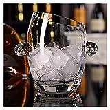 YIBANG-DIANZI Cubo de Hielo Whisky Piedras Bebiendo Hielo Cubo Whisky Piedra Whisky Rock refrigerador Regalo de Boda Favor Navidad Fiesta Barra para Fiestas Familiares