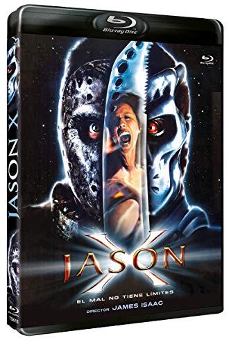 Jason X BD 2001 [Blu-ray] Kane Hodder