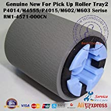 Yoton 2X Original New for HP P4015 P4515 M602 M603 M601 P4015 M4555 M630 4250 4345 M605 M606 Pick Up Roller RM1-4571 RM1-0037 RM1-0036 - (Color: RM1-0036-000CN)
