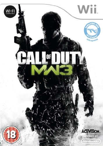 Call of Duty: Modern Warfare 3 (Wii) [Importación inglesa]