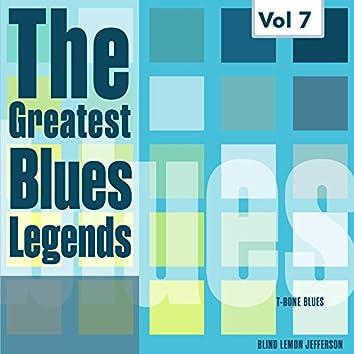 The Greatest Blues Legends - T-Bone Walker, Blind Lemon Jefferson, Vol. 7