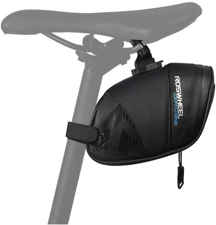 Be super welcome WOTOW Rainproof Bicycle Saddle Bag Wedge Waxed Max 46% OFF Bike Under Seat