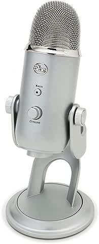 Blue Yeti - Micrófono USB