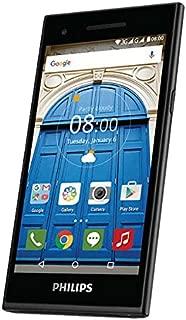 Philips S358 Dual Sim - 8GB, 3G, Wifi, Black