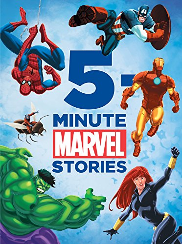 Marvel 5-Minute Stories