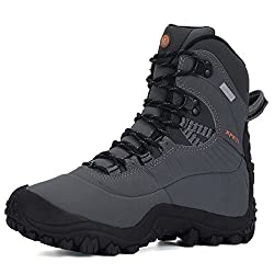 XPETI Men's Thermator Outdoor Boots