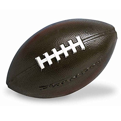 Planet Dog Orbee-Tuff - Kauspielzeug für Hunde - Snackball im Football-Design