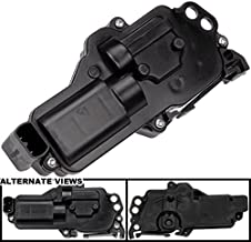 APDTY 857259 Door Lock Actuator Motor Fits Front or Rear Left Driver-Side For Various Ford Lincoln Mercury Mazda Vehicles (Except Crew Cab; View Chart; Replaces 3L3Z25218A43AA)