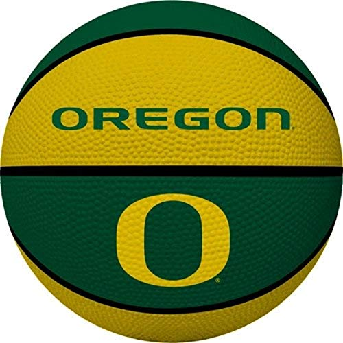 Rawlings NCAA Oregon Ducks Alley OOP Dunk Basketball