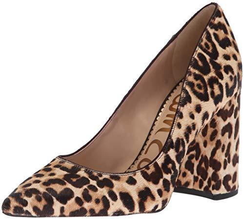 Sam Edelman SESHALSTO-F8849L2250 Chaussures à Talons Femme Beige 8