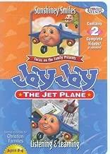 Jay Jay the Jet Plane Sunshiney Smiles & Listening & Learning