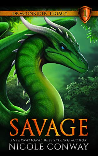 Savage by Nicole Conway ebook deal