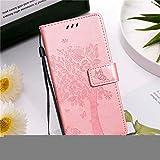 GHC Fundas & Covers para iPhone 12/12 Pro / 12 Pro MAX 12 Mini, Tarjeta de Cuero de Lujo Slots de Tarjetas de Cartera Flip Stand Cover para iPhone 12 Mini