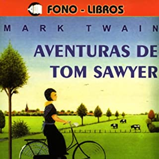 Aventuras de Tom Sawyer [The Adventures of Tom Sawyer] cover art