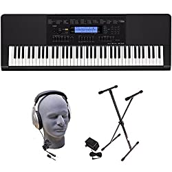 Casio WK-245 PPK Premium Portable Keyboard - Best Digital Pianos for Under $500