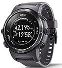 [エプソン リスタブルジーピーエス]EPSON WristableGPS 腕時計 ランニングウォッチ GPS機能 脈拍計測 J-350