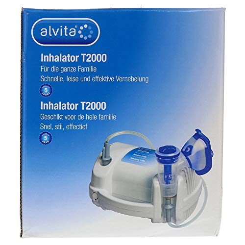 ALVITA Inhalator T2000 1 St