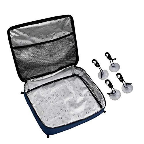 A/M Bolsa de Cubierta Sup Enfriador de Tabla de Paleta, Bolsa Enfriadora de Plataforma Sup, Bolsa Cubierta de Tabla de Paleta con Diseño de 4 Ventosas, Bolsa de Almacenamiento de Cubierta