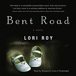 Bent Road audiobook cover art
