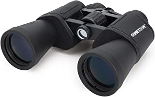 Celestron - Cometron 7x50 Bincoulars - Beginner Astronomy Binoculars - Large 50mm Objective Lenses - Wide Field of View 7x...