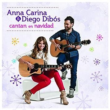 Anna Carina y Diego Dibos cantan en Navidad