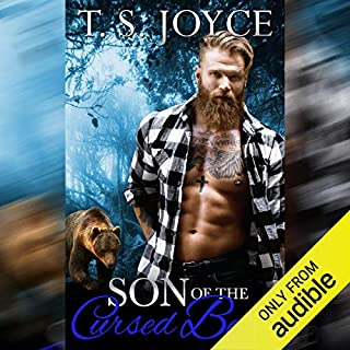Son of the Cursed Bear     Sons of Beasts, Book 1              By:                                                                                                                                 T. S. Joyce                               Narrated by:                                                                                                                                 Alice Sherman                      Length: 5 hrs and 2 mins     1 rating     Overall 4.0