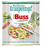 Buss Westfälischer Graupentopf, 6er Pack (6 x 800 g)