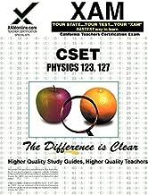 CSET Physics 123, 127