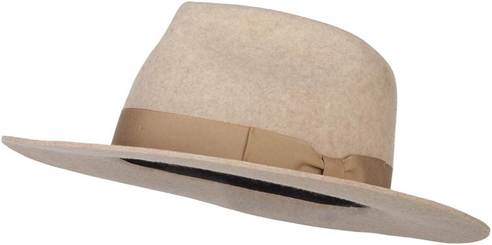 Jeanne Simmons Women's Max 87% OFF Wool Felt Pinc Trim Band Product Ribbon Grosgrain